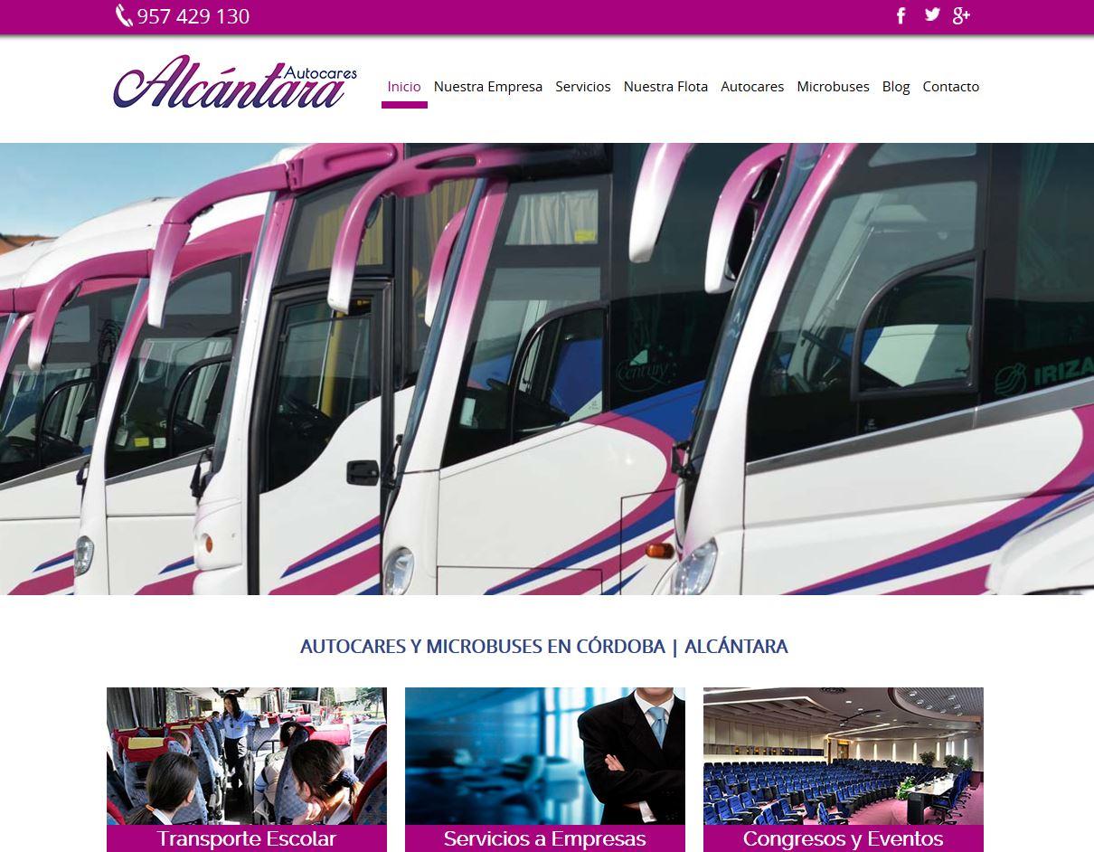 Autocares Alcantara - Dobuss
