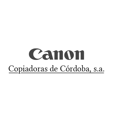 canon Córdoba - Dobuss