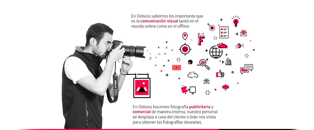 Fotografía Publicitaria y Comercial - Dobuss