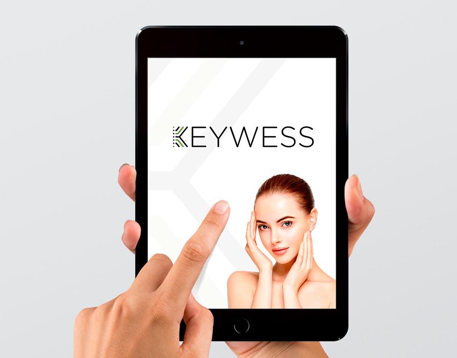 Keywess - Imagen corporativa