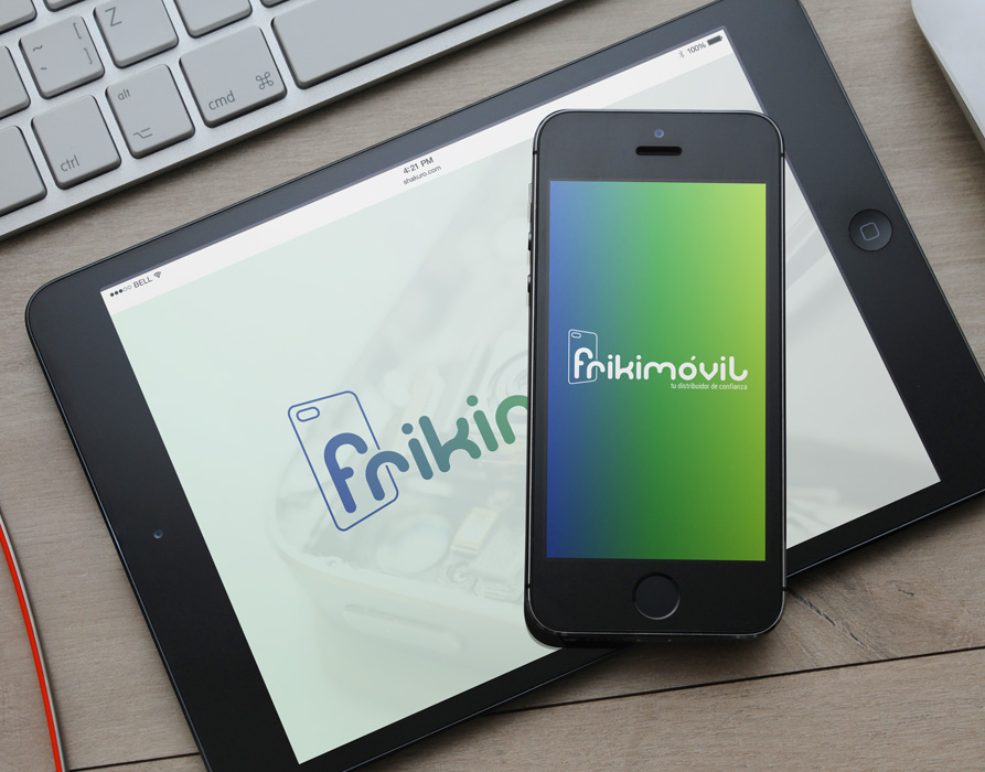 Frikimovil - Imagen corporativa