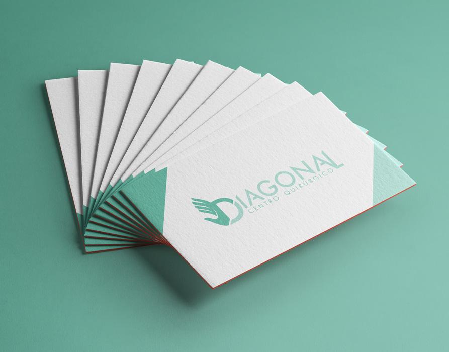 Diagonal - Imagen corporativa