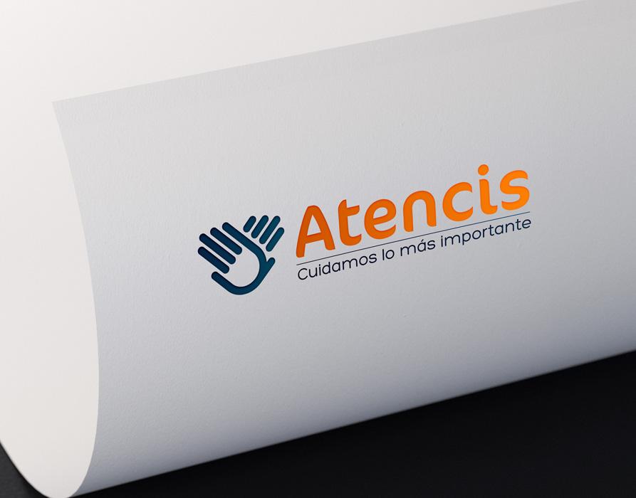 Atencis - Imagen corporativa