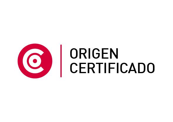 Origen certificado