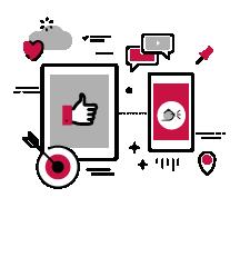 Social media - Dobuss