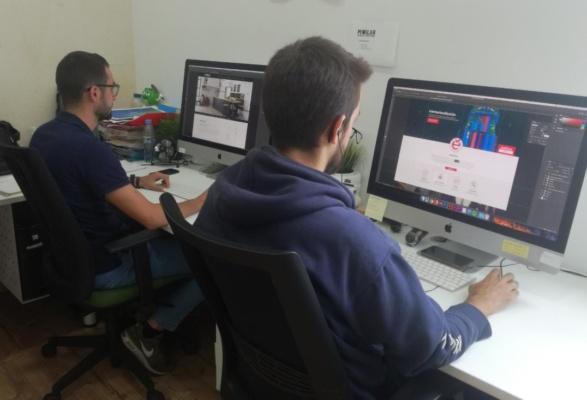 Empresa Diseño Web Montilla