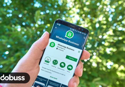 Sincronizar datos de empresa desde WhatsApp Business - Dobuss