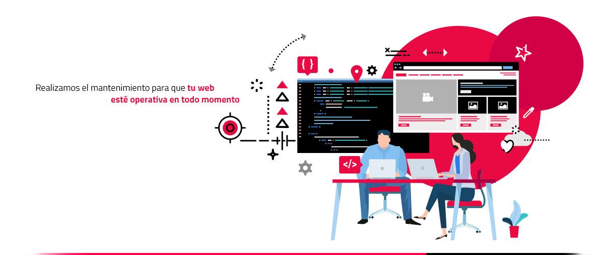Mantenimiento web en Córdoba