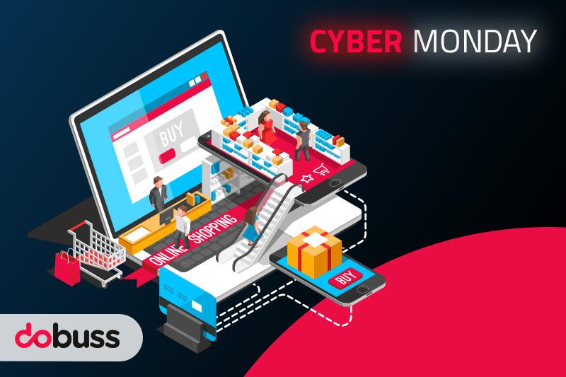 Estrategias de Marketing Online para el Cyber Monday - Dobuss