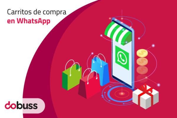 Carritos de compra de WhatsApp