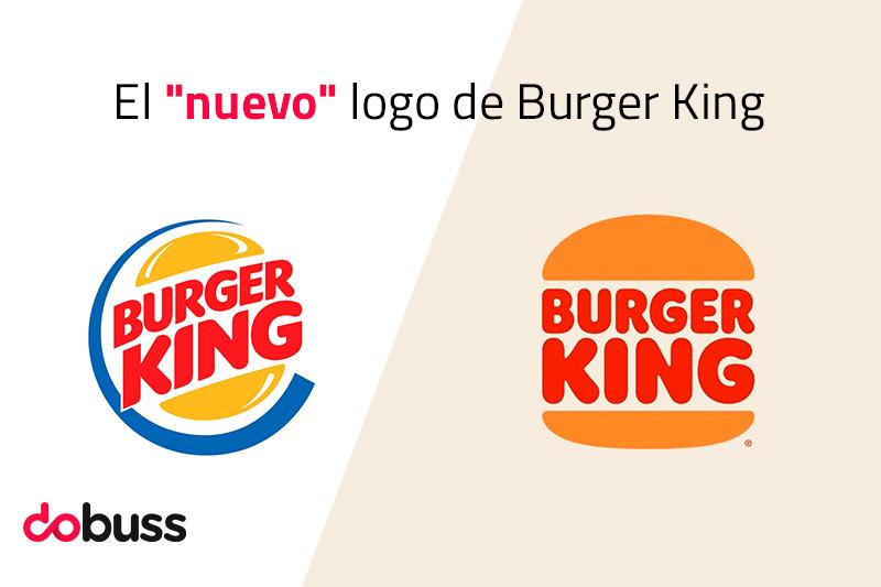 """El """"nuevo"""" logo de Burger King"""