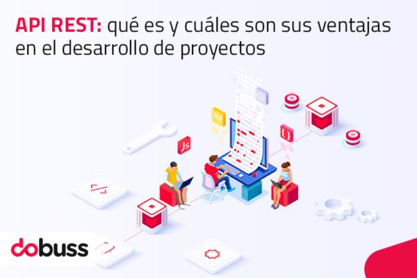 API REST: qué es y cuáles son sus ventajas en el desarrollo de proyectos - Dobuss