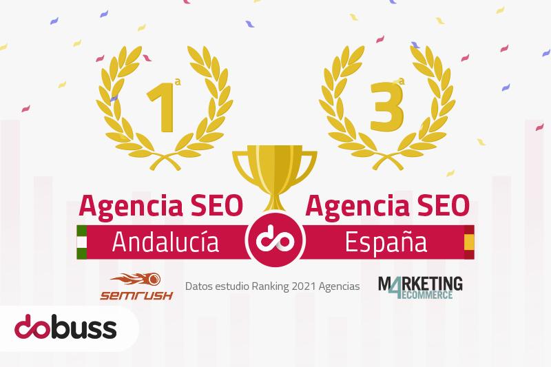 Las 10 mejores agencias SEO de España - Dobuss