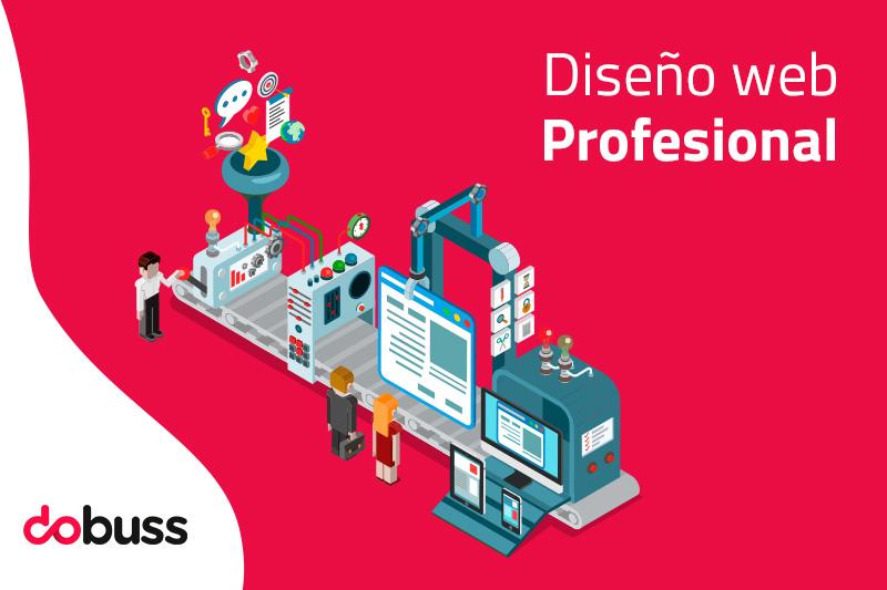 Diseño Web Profesional Empresas especialista en diseño web