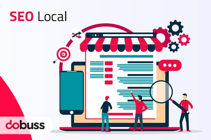 SEO local Posicionar negocio a nivel local