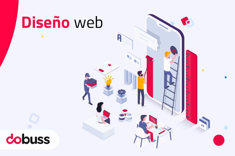 ¿Qué es el Diseño Web y para qué sirve? - Dobuss