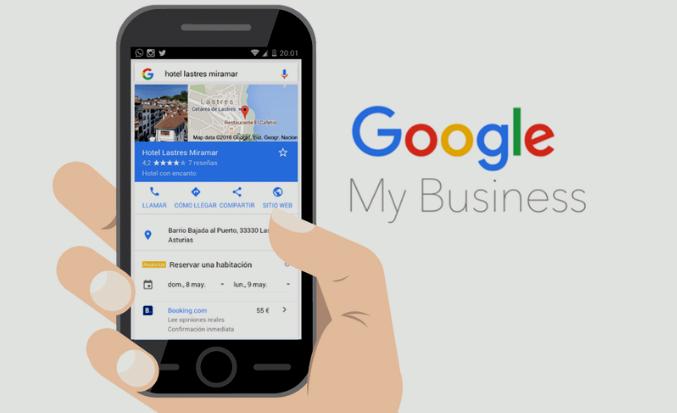 Ventajas de aparecer en Google My Business para tu empresa - Dobuss